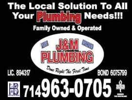 J&M Plumbing