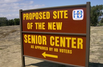 Senior center small