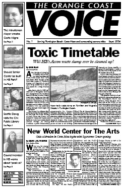 OC Voice first cover